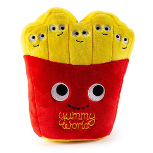 Yummy World Pets: French Fries Plush Squeaky Dog Toy - Kidrobot - Designer Art Toys