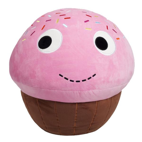 Yummy World XL Sprinkles Cupcake Plush - Kidrobot - Designer Art Toys