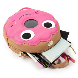 Yummy World Yummy the Pink Donut Backpack - Kidrobot - Designer Art Toys