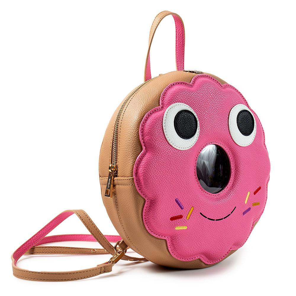 Yummy World Yummy the Pink Donut Backpack - Kidrobot
