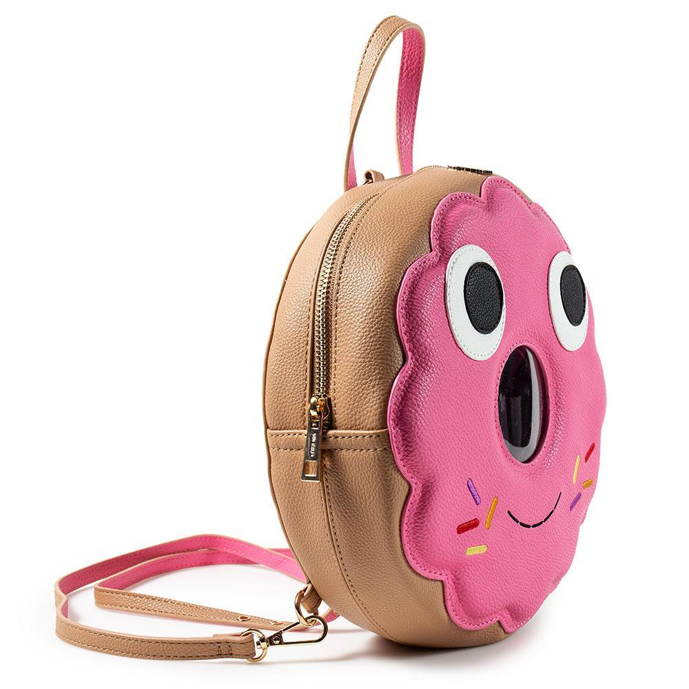 POLYURETHANE - Yummy World Yummy The Pink Donut Backpack