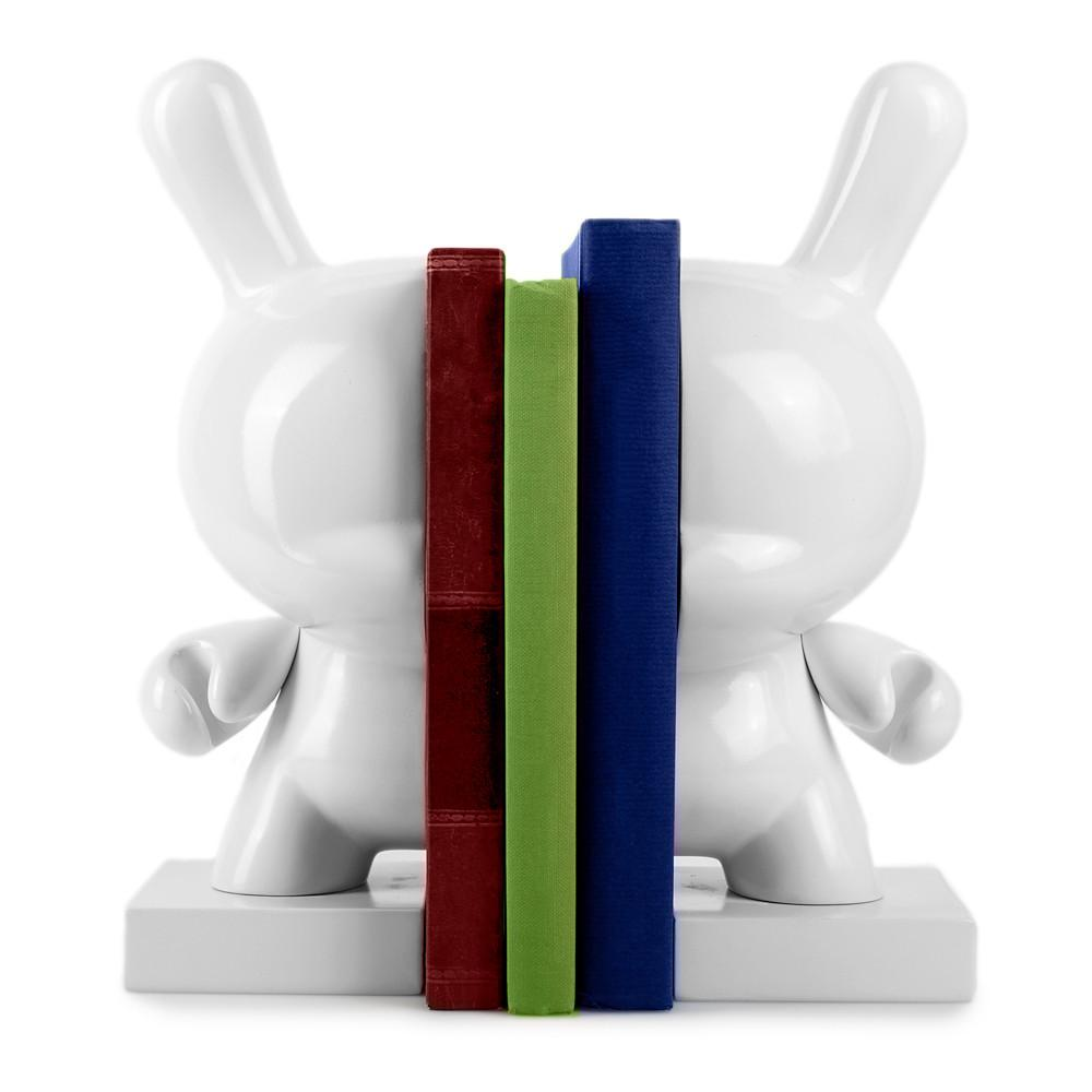 "10"" Dunny Bookends - Kidrobot - 1"