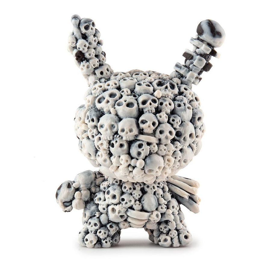 "Resin - Boneyard Resurrectionist GID 5"" Dunny Art Figure By Kyle Kirwan - KR Exclusive"