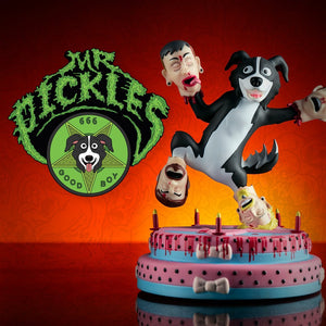 Adult Swim Mr. Pickles Vinyl Art Figure by Kidrobot - Kidrobot