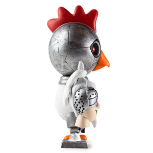Adult Swim Robot Chicken Vinyl Art Figure by Kidrobot - Kidrobot - Designer Art Toys