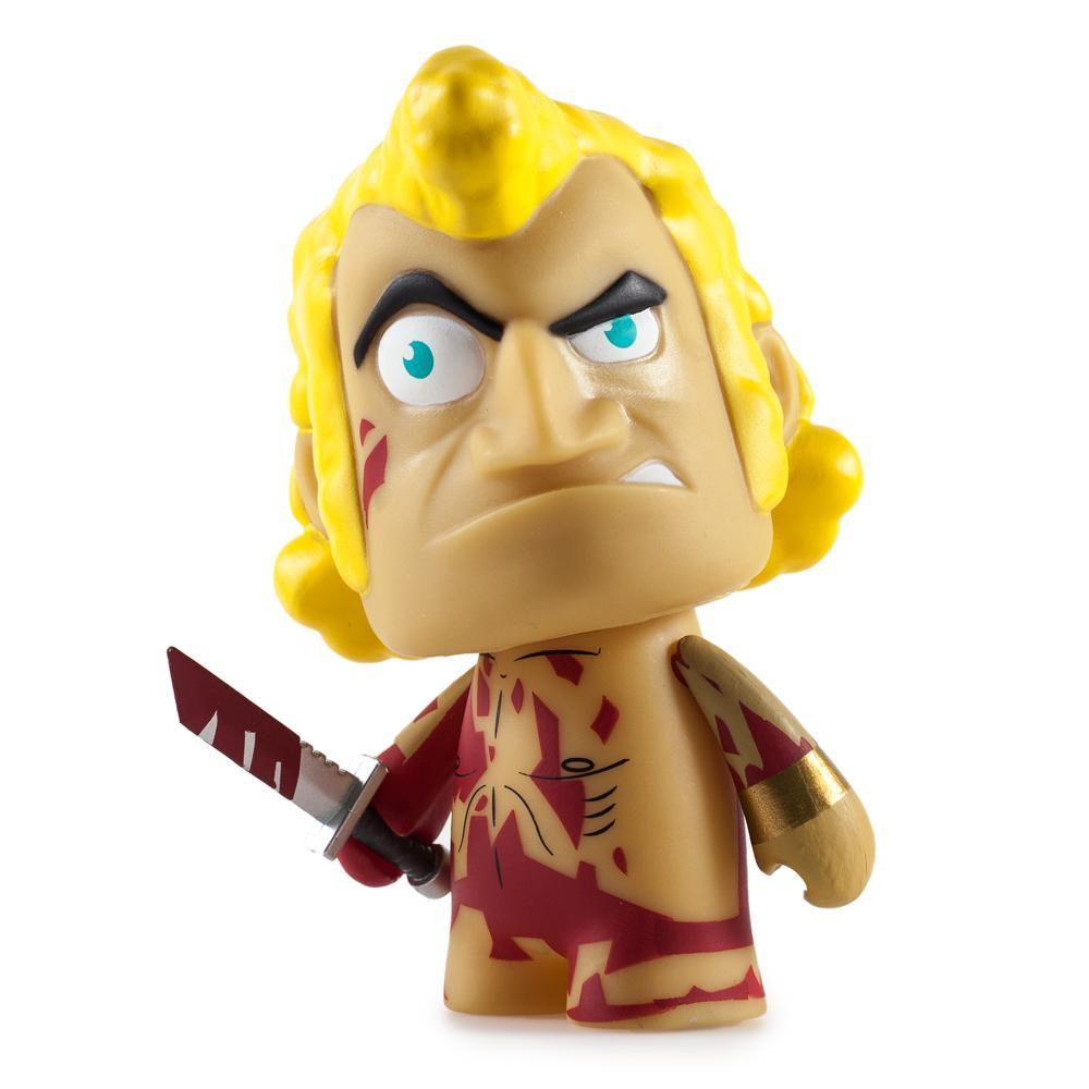 "Adult Swim The Venture Bros. Bloody Brock 3"" Mini Figure - Kidrobot - Designer Art Toys"