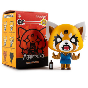 Aggretsuko Blind Box Mini Series by Kidrobot x Sanrio - Kidrobot - Designer Art Toys