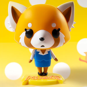 Aggretsuko Calm Art Figure by Kidrobot - Kidrobot