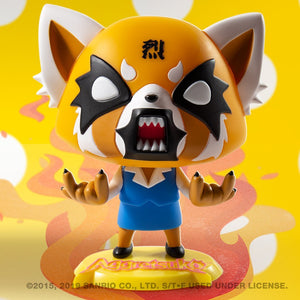 Vinyl - Aggretsuko Rage Art Figure By Kidrobot
