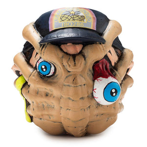 Vinyl - Alien Facehugger Madballs Foam Horrorball By Kidrobot