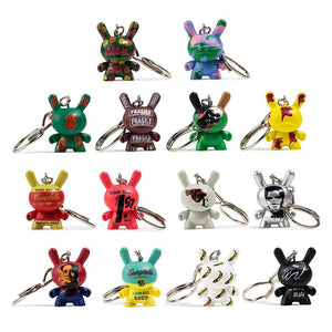 Vinyl - Andy Warhol Dunny Keychain Series