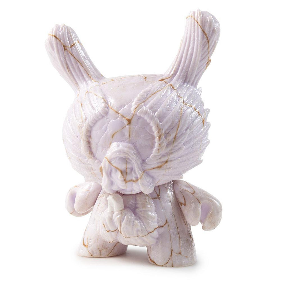 "Vinyl - Arcane Divination 5"" Gabriel Archangel Dunny Marbled Art Figure By J*RYU"