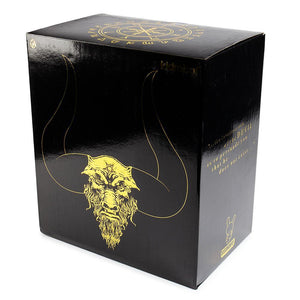"Arcane Divination The Black Devil 8"" Dunny Art Figure by Godmachine - Kidrobot"