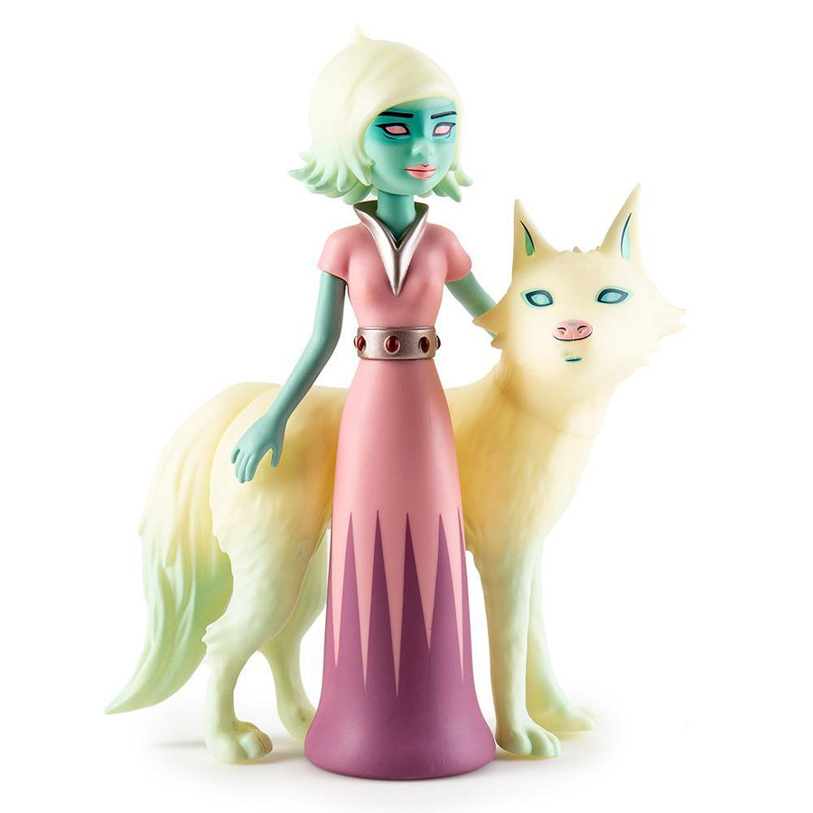 "Astra and Orbit 8"" Art Figure by Tara McPherson - Kidrobot"