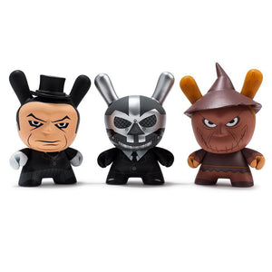 """20 Kidrobot 3/"""" Dunny or Titans protector plastic cases display blister box"""
