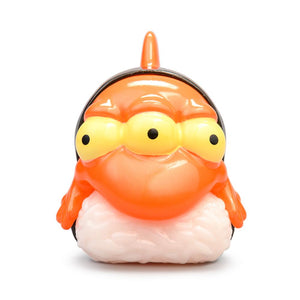 "Blinky Nigiri 3"" Art Figure - Orange Edition - The Simpsons x Kidrobot - Kidrobot - Designer Art Toys"