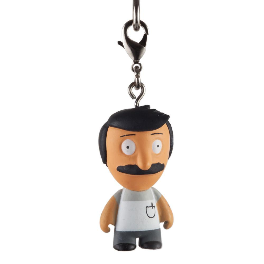 bobs burgers collectible blind box keychains kidrobot