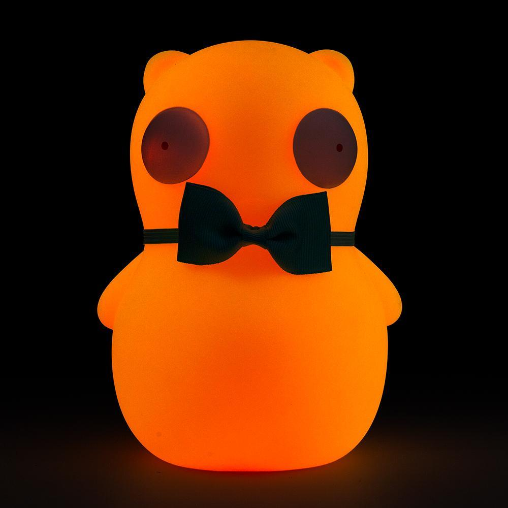 Bobs Burgers Kuchi Kopi Glow in the Dark Art Figure by Kidrobot - Kidrobot