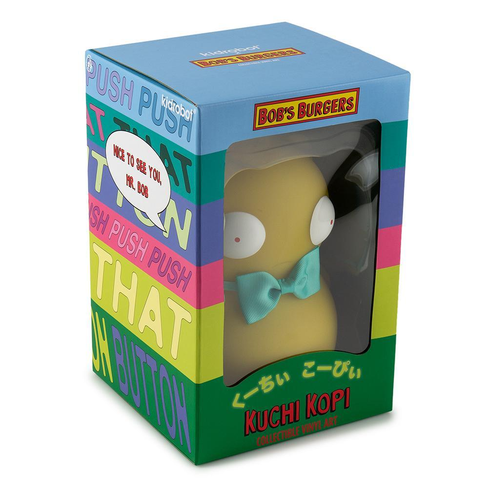 Bobs Burgers Kuchi Kopi Glow in the Dark Art Figure by Kidrobot - Kidrobot - Designer Art Toys