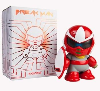 "Mega Man Breakman 7"" Medium Figure by Kidrobot"