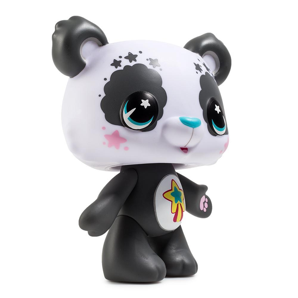 Vinyl - Care Bears Perfect Panda Bear Art Figure By Linda Panda
