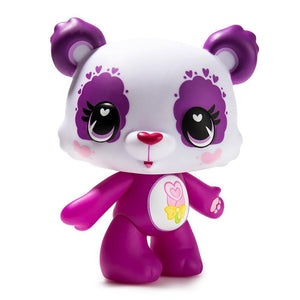 Care Bears Polite Panda Bear Art Figure by Linda Panda - Kidrobot - Designer Art Toys