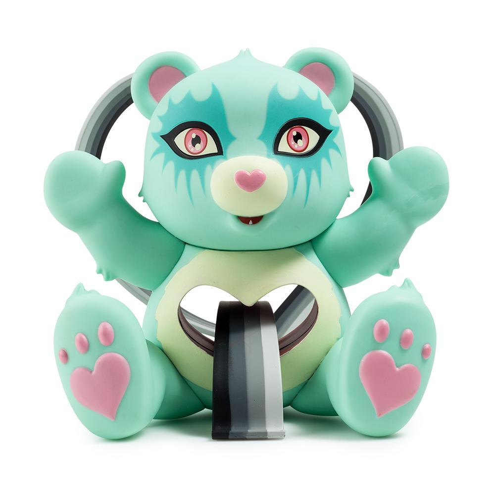 Care Bears Tenderheart Bear Art Figure by Tara McPherson - Kidrobot - Designer Art Toys