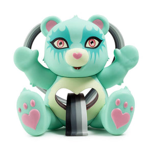 Vinyl - Care Bears Tenderheart Bear Art Figure By Tara McPherson