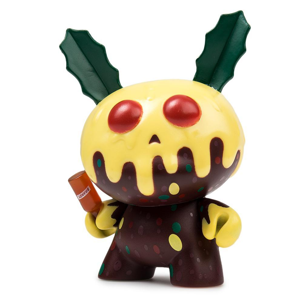 "Christmas Pudding 3"" Dunny Mini Figure by Kronk - Kidrobot"