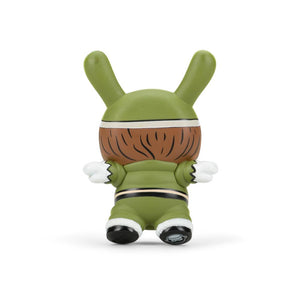 Chunky Holiday Dunny by Alex Solis - Kidrobot.com Exclusive Elf Edition - Kidrobot - Designer Art Toys
