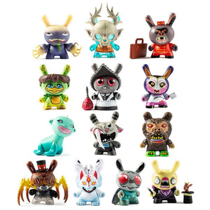 Vinyl - City Cryptid Multi-artist Dunny Art Figure Series By Kidrobot
