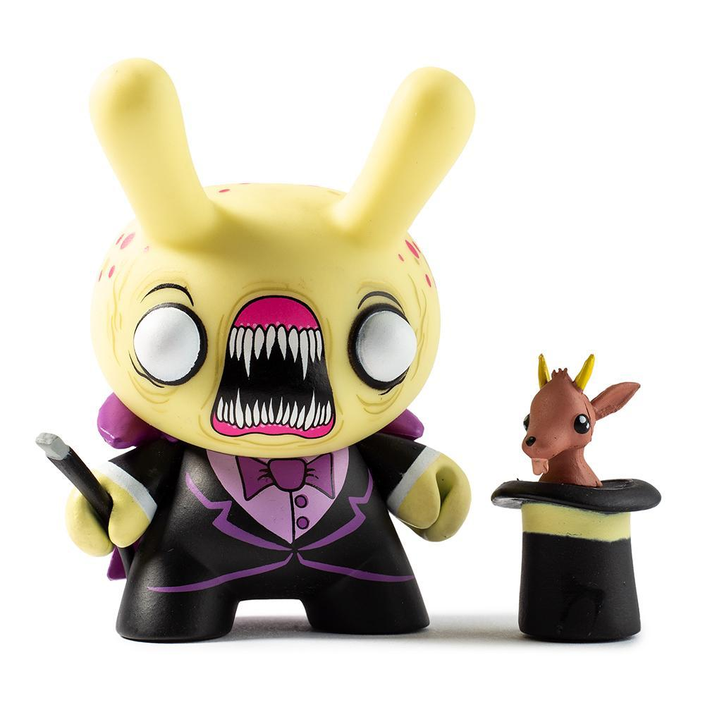 City Cryptid Multi-artist Dunny Art Figure Series by Kidrobot - Kidrobot - Designer Art Toys