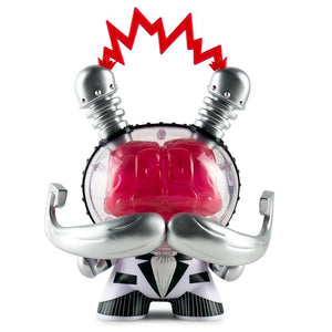 "Vinyl - Cognition Enhancer Ritzy 8"" Dunny Art Figure By Doktor A"