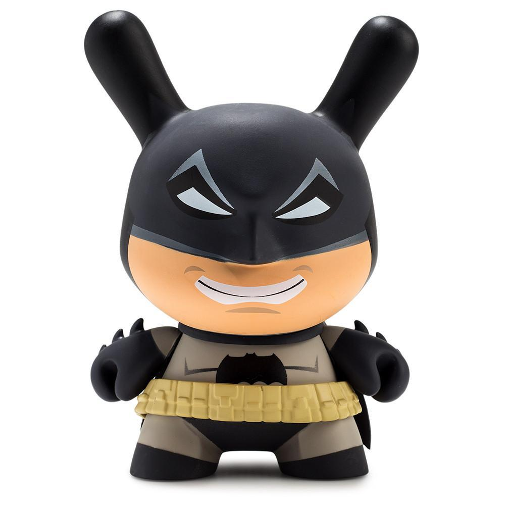"DC Comics Dark Knight Batman 5"" Dunny Art Figure - Kidrobot - Designer Art Toys"