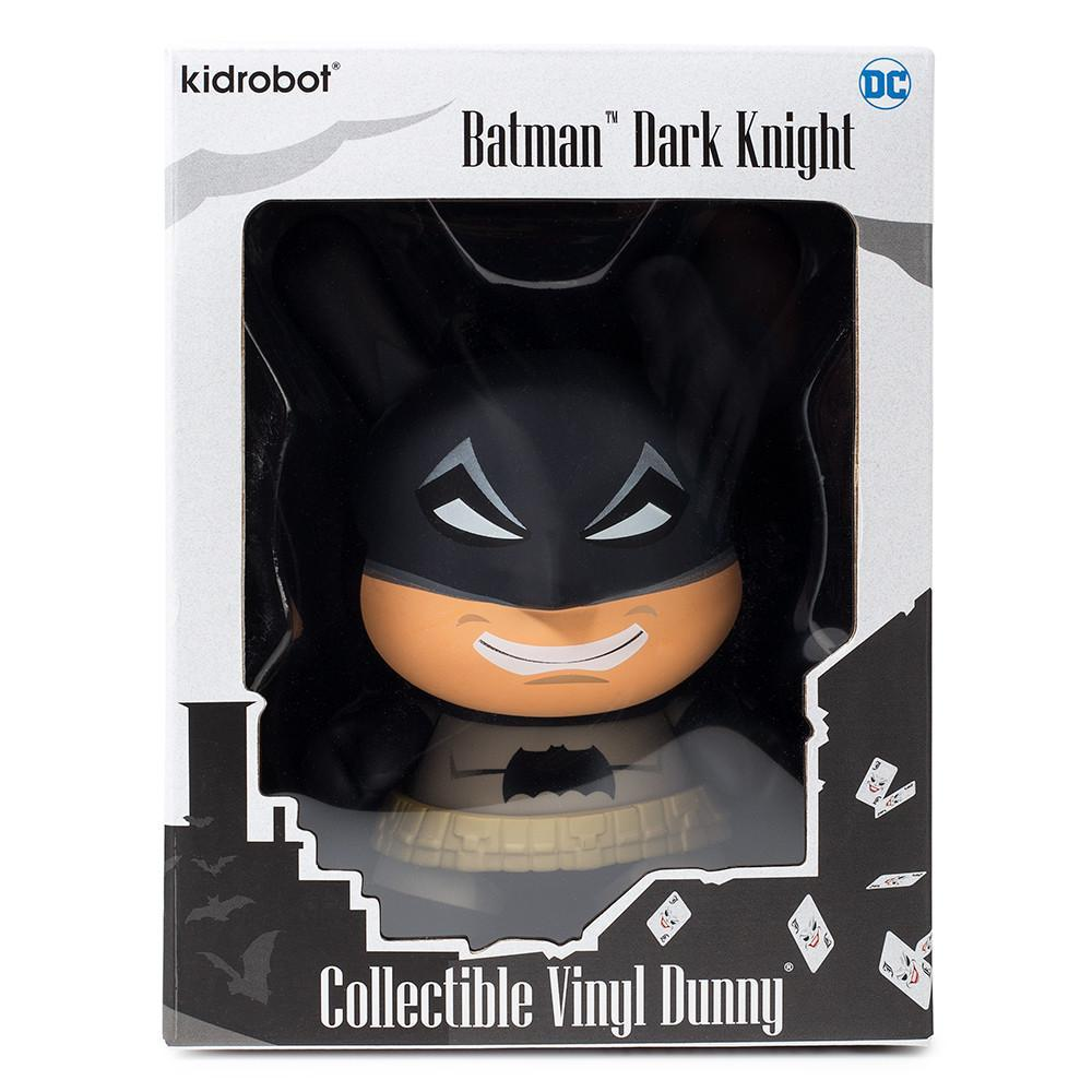"DC Comics Dark Knight Batman 5"" Dunny Art Figure - Kidrobot"