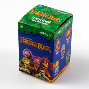 Fraggle Rock Blind Box Mini Figure Series by Kidrobot - Kidrobot - Designer Art Toys