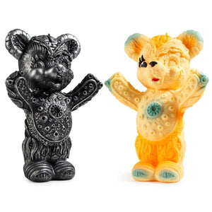 Free Hugs Bear Art Figure by Frank Kozik - Kidrobot