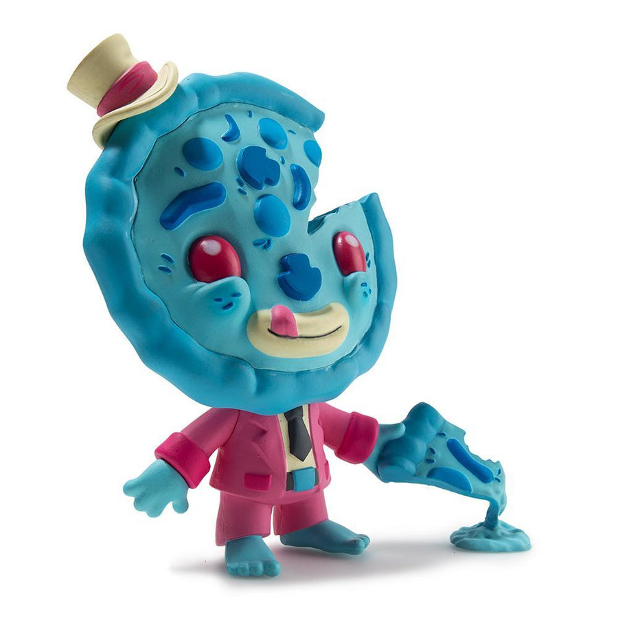 Vinyl - Frozen My Little Pizza Art Figure By Lyla & Piper Tolleson
