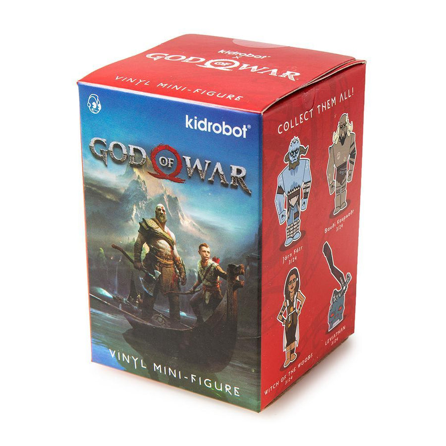 "God of War 3"" Blind Box Mini Series by Kidrobot - Kidrobot"
