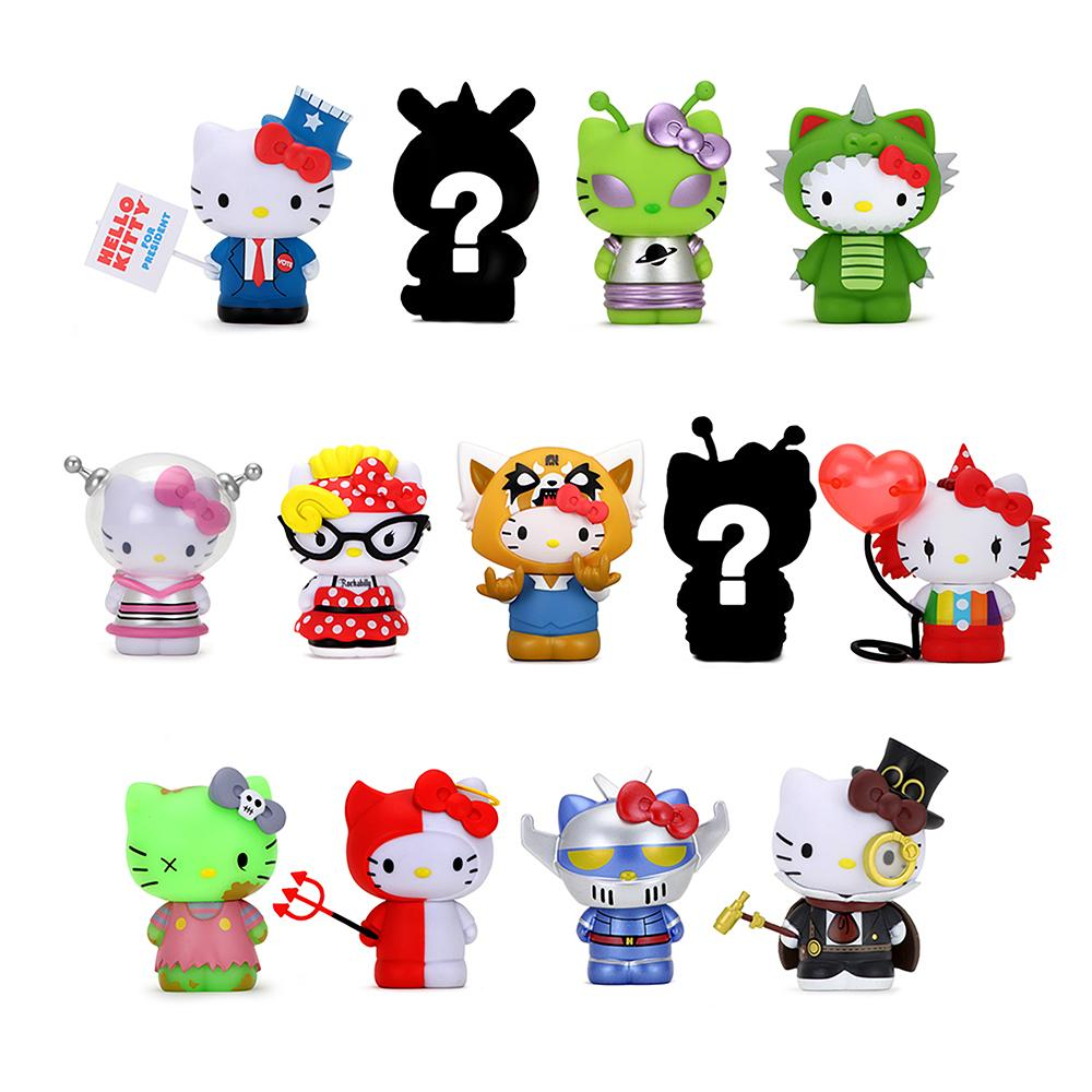 Hello Kitty Time to Shine Mini Figure Blind Box Series - Kidrobot x Sanrio - Kidrobot - Designer Art Toys