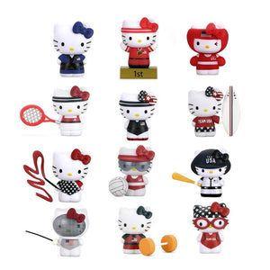 Hello Kitty x Team USA Mini Figures by Kidrobot - Kidrobot - Designer Art Toys