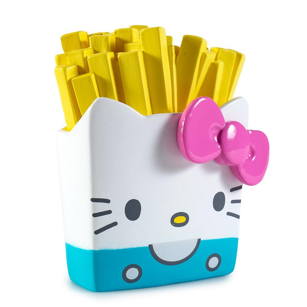 "Gold Hello Kitty Fries 3/"" Figure New - Hello Sanrio Mini Series x Kidrobot"