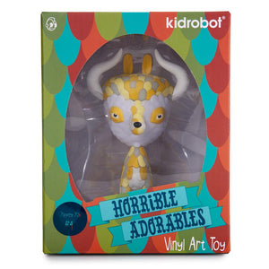 Horrible Adorables Vinyl Figures by Jordan Elise Perme & Christopher Lees - Kidrobot