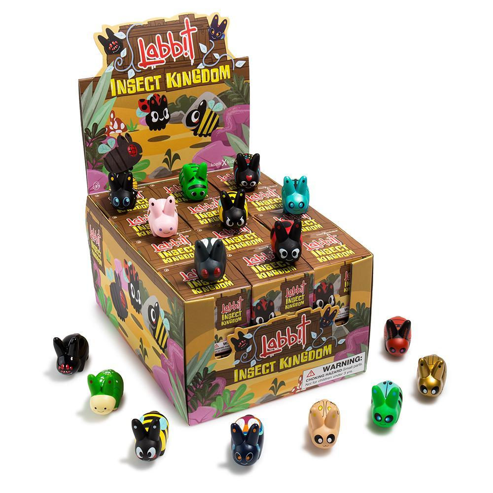Insect Kingdom Blind Box Labbit Mini Art Figure Series - Kidrobot