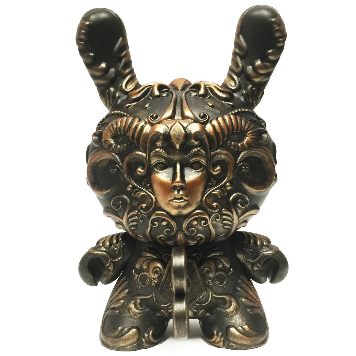 "It's a F.A.D. 8"" Dunny by JRYU - Kidrobot - 1"