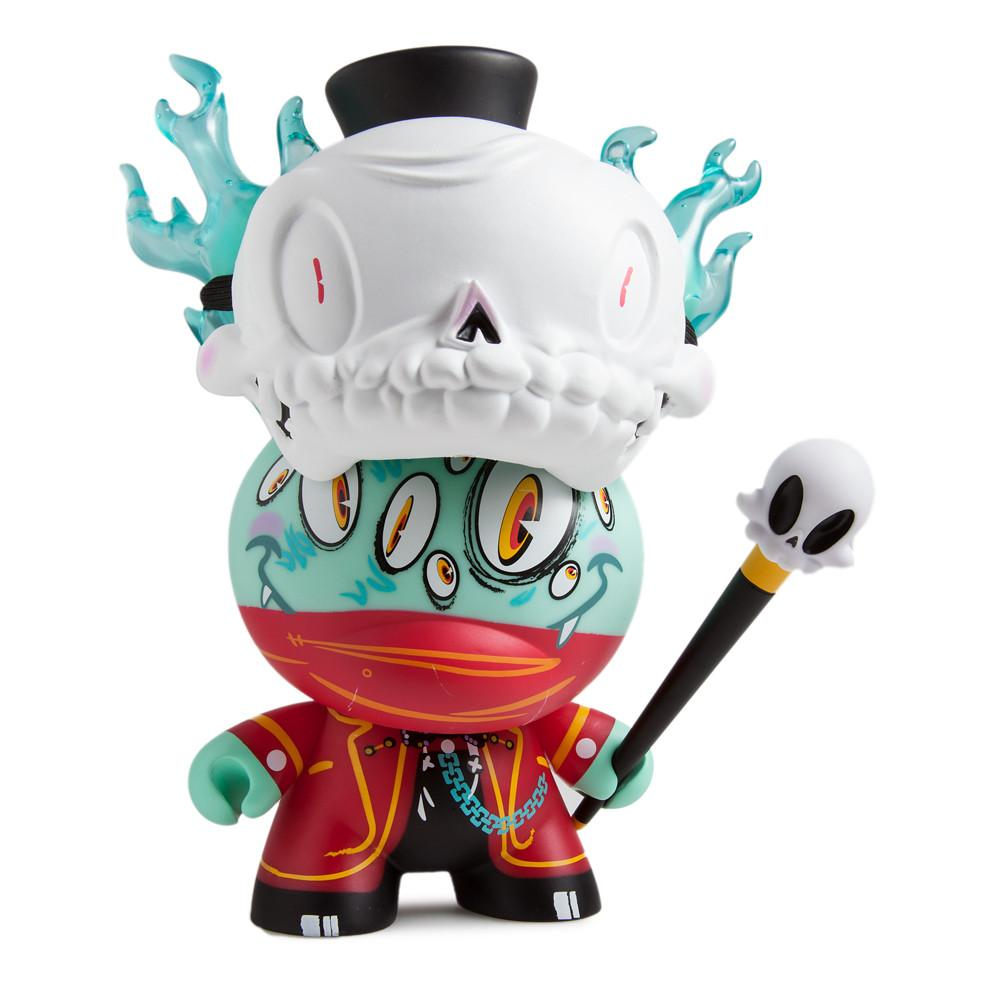 "Lord Strange 8"" Dunny by Brandt Peters - Kidrobot - 1"