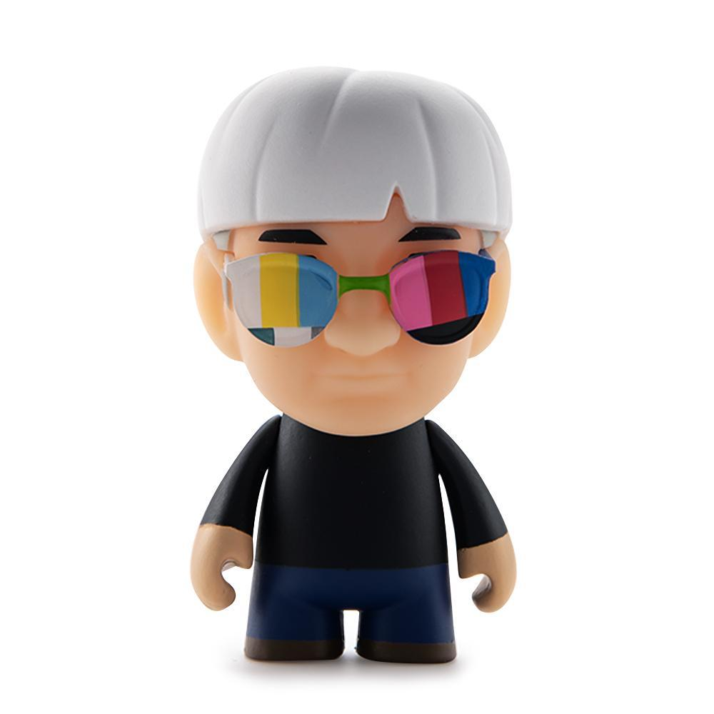 Many Faces of Andy Warhol Mini Figure Series by Kidrobot - Kidrobot - Designer Art Toys