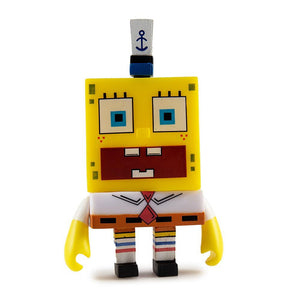 Vinyl - Many Faces Of SpongeBob SquarePants Blind Box Mini Figure Series