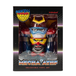 Mecha Aqua Teen Hunger Force Vinyl Art Figure by Kidrobot - Kidrobot