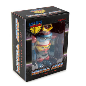 Mecha Aqua Teen Hunger Force Vinyl Art Figure by Kidrobot - Kidrobot - Designer Art Toys
